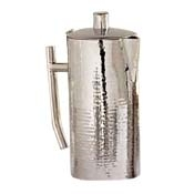 American Metalcraft DWHMCP64 Elite Double Wall Hammered Coffee Pot - Coffee Carafes and Servers