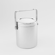 American Metalcraft DWIB28 Top Shelf Double Wall Ice Bucket - American Metalcraft