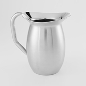 American Metalcraft DWPS44 Double Wall Bell Pitcher - American Metalcraft