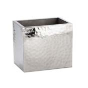 American Metalcraft DWWC2 Double Wall Hammered Chiller - American Metalcraft