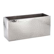 American Metalcraft DWWC4 Double Wall Hammered Chiller - American Metalcraft