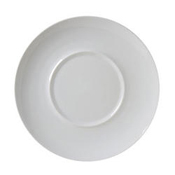 "Vertex China ARG-205V Petite Portion with 5-1/2"" Well Plate 11-1/4"" - Dinner Plates"