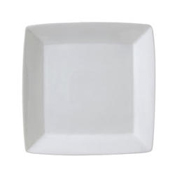 "Vertex China ARG-S6P with Out Embossed Plate 6"" X 6"" - Dinner Plates"