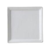 """Vertex China AV-S20 Bright White Serving Tray 11-5/8"""" X 11-5/8"""" - Serving Trays"""