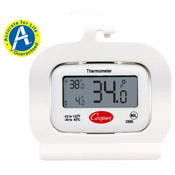Cooper Atkins 2560 Digital Frig/Freezer Thermometer - Refrigerator/Freezer Thermometers