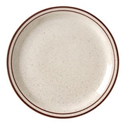 "Vertex China CRV-16 Plate #10 10-1/2"" - Dinner Plates"