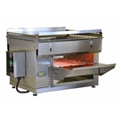 Equipex CT-3000 12 in. Wide Conveyor Belt Sodir Conveyor Sandwich Toaster - Equipex