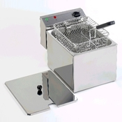 Equipex RF8SP Countertop Electric Sodir Fryer - Equipex