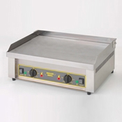 Equipex PSS-600 Electric Brushed Steel Griddle Plate Sodir Countertop Griddle - Equipex