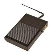 San Jamar FPED Tare Foot Pedal for Portion Control Scales - San Jamar