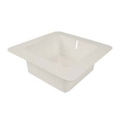 FMP 102-1118 Floor Sink Basket - Drain and Sink Accessories