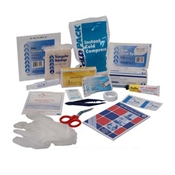 FMP 280-1472 First Aid Kit Refill - Safety Supplies