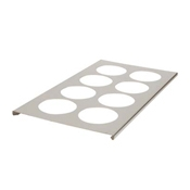 FMP 280-1605 Bottle Holder - Third Size Steam Table Pans