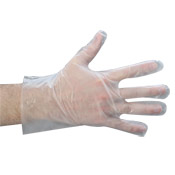 Foodservice Essentials 432 Poly Stretch Gloves
