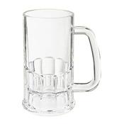 G.E.T. 00082-1-SAN-CL 10 Oz. Beer Mug - G.E.T. Melamine