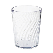 G.E.T. 2211-1 12 Oz. High Ball/Dietary Tumbler - Plastic Tumblers