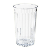 G.E.T. 8810-1-CL 10 oz. Tumbler - Disposable Cups & Lids