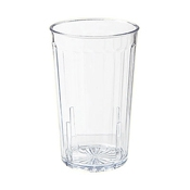 G.E.T. 8812-1-CL 12 Oz. Tumbler - Disposable Cups & Lids