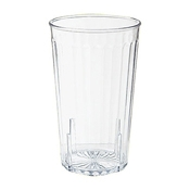 G.E.T. 8820-1-CL 20 oz. Tumbler - Disposable Cups & Lids
