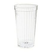 G.E.T. 8823-CL 22 oz. Tumbler - Disposable Cups & Lids