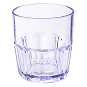 G.E.T. 9909-1 9 oz. Rocks Tumbler - Disposable Cups & Lids