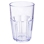 G.E.T. 9910-1 10 oz. Double Rocks Tumbler - Disposable Cups & Lids