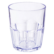 G.E.T. 9912-1 12 oz. Double Rocks Tumbler - Disposable Cups & Lids