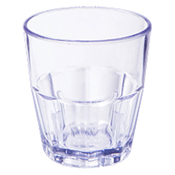 G.E.T. 9955-1 5.5 oz. Rocks Tumbler - Disposable Cups & Lids