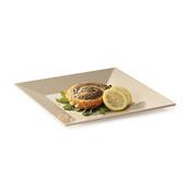"""G.E.T. BAM-1103 8"""" Square Plate - Dinner Plates"""