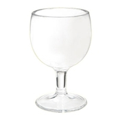 G.E.T. GOB-12-1-SAN-CL 12 oz. Goblet - Wine Glasses