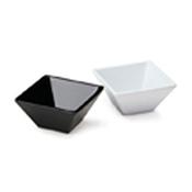 G.E.T. ML-257 3 oz. Square Petite Bowl - G.E.T. Melamine