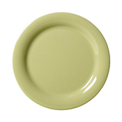 "G.E.T. NP-10-DH 10.5"" Narrow Rim Plate - Dinner Plates"