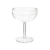 G.E.T. SW-1405-1-SAN-CL 16 oz. Margarita Glass - Margarita Glasses