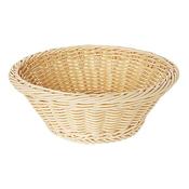 "G.E.T. WB-1501 9.5"" Round Basket - G.E.T. Melamine"