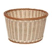 """G.E.T. WB-1521-TT 12"""" Round Basket - G.E.T. Melamine"""