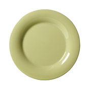 "G.E.T. WP-10-DH 10.5"" Wide Rim Plate - Dinner Plates"