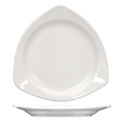 "ITI Triangle Plate - 10.5"" - Dinner Plates"