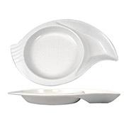 "ITI Snail Plate - 8 3/8"" - Dinner Plates"