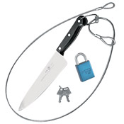 "Cook's 60"" Knife Leash Kit"
