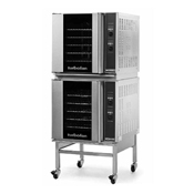 Moffat E32D5-2 Full Size Electric Convection Oven Double Stack - Double Deck Convection Ovens