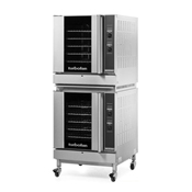 Moffat G32D5-2 Full Size Gas Convection Oven Double Stack - Double Deck Convection Ovens