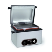 Nemco 6625A Fresh-O-Matic Counter Rethermalizer-Steamer - Full-Size Food Warmers