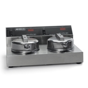Nemco 7000-2 Dual Waffle Baker - Commercial Waffle Makers