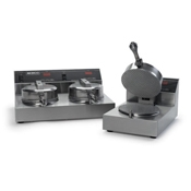 Nemco 7030-2 Dual Cone Baker - Commercial Waffle Makers