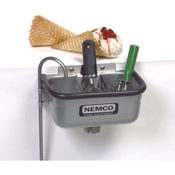 Nemco 77316-10 Ice Cream SpadeWell - Drain and Sink Accessories