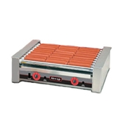 Nemco 8027SX Hot Dog Roller Grill - Hot Dog Equipment and Supplies