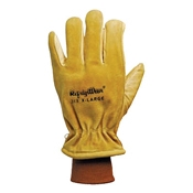 Refrigiwear 0313R Induradex Leather Gloves - Gloves and Boots