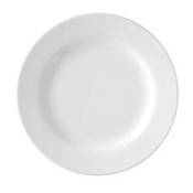 "Vertex China RS-22 with Rim Plate 8"" - Dinner Plates"