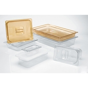 Rubbermaid BPA-Free 118P Food Pan - Third Size Steam Table Pans
