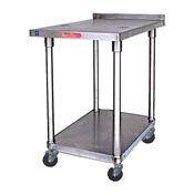SaniServ Stainless Steel Equipment Stand - Equipment Stands